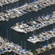 Stock Photo: Boaters in SDiego Bay