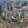 Petco Park in San Diego, California. - Stock Photo