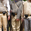 Uniforms of Confederacy — Stock Photo #13961578
