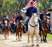 Unii kawalerii — Zdjęcie stockowe