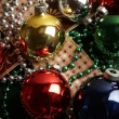 Bright christmas decorations — Stock Photo #14073588