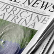 Stock Photo: Hurricane Katrina