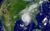 Hurricane Katrina - 2005 — Stock Photo