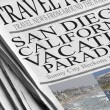Royalty-Free Stock Photo: Travel To San Diego