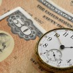 Savings Bonds — Stock Photo #14228021