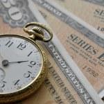 Savings Bonds — Stock Photo #14228027