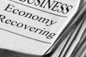 Economy Recovering — Stock Photo