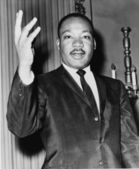 Martin Luther King — Stock Photo