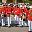 Members of the United States Marine Corps - Stockfoto