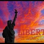 Постер, плакат: Liberty