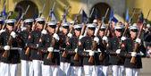 The United States Marine Corps — Stock Photo