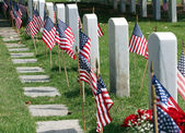 Fort Rosecrans National Cemetary — Stock Photo