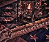 US Constitution document — Stock Photo