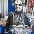 Comicon Star Trek Borg — Stock Photo