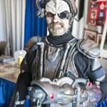 Comicon Star Trek Borg — Stock Photo