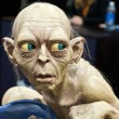 Closeup of a creature from the Lord of the rings - Stock Photo
