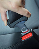 Fasten Your Seat Belt — Stock Photo