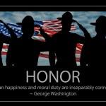 Marine corps saluto — Foto Stock