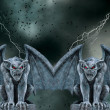Gargoyles — Stock Photo