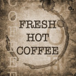 Fresh hot coffee — Stock Photo #35238965