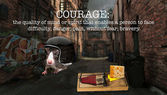 Rat with helmet, mousetrap with cheese. — Stock Photo
