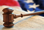 Judicial Branch of Government — Stock Photo
