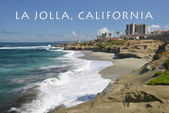 La Jolla, California — Stockfoto