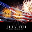 Happy 4th of July. Independence day — Stock Photo #49307629