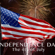 Happy 4th of July. Independence day — Stock Photo #49307797