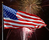 Happy 4th of July. Independence day — Stock Photo