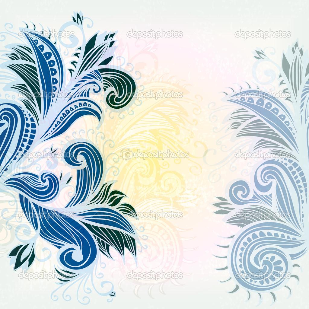 illustration soft floral - photo #48