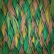 Royalty-Free Stock Vector Image: Vintage seamless pattern with grass sprouts. Eps10