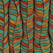 Seamless hand drawn vintage background with folding draperies — Διανυσματικό Αρχείο