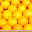 Bright oranges at market — Stock Photo #30339365