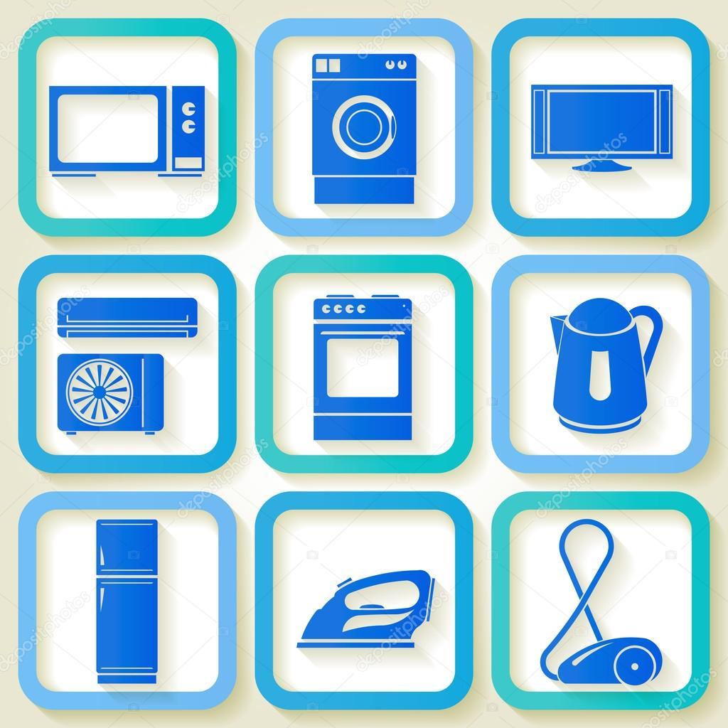 Картинки по запросу icon электроприборы