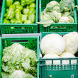 Fresh organic vegetables — Stock Photo #40179985