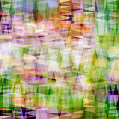 Colorful geometric bright pattern — Stock vektor