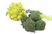 Broccoli Varieties — Stock Photo