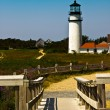 Lighthouse at Truro, MA — Stock Photo #28167459