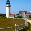 Stock Photo: Cape Cod Lighthouse