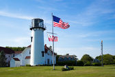Chatham, Cape Cod, Lighthouse — Stock Photo
