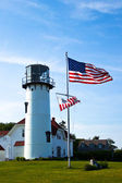 Chatham, MA Lighthouse — Stockfoto