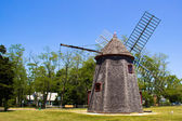 Historic Eastham Windmill in Cape Cod — Stock Photo