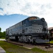 Retired Locomotive — Stock Photo