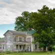 Old Gray House in Upper New York State. — Stock Photo #28176587