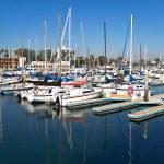 Sailboat Reflections — Stock Photo #33725527