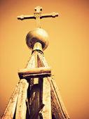 Kirchturm — Stockfoto