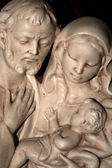 Holy Family — Stock Photo