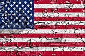 Usa flag — Stockfoto