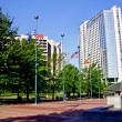 Park in Atlanta, Usa — Stock Photo